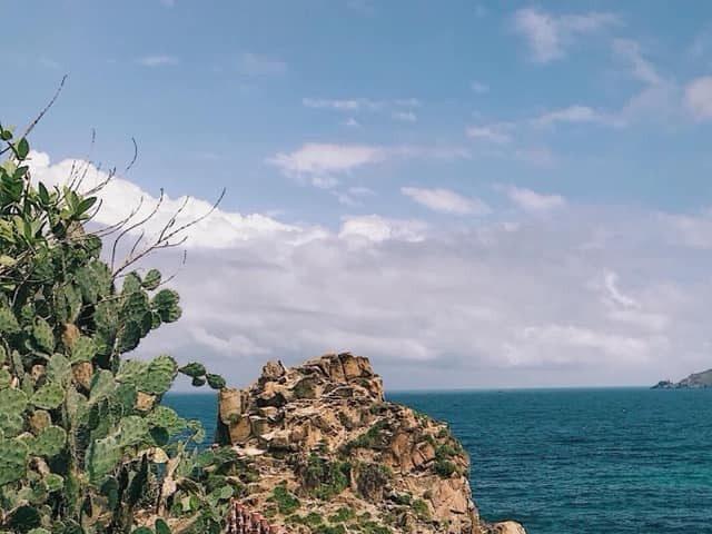 thiên nhiên hùng vĩ tại Quy Nhơn