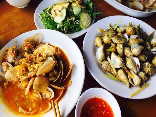 kinh nghiệm ăn uống ở Quy Nhơn