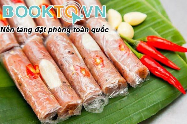 Nem chua Thanh Hóa