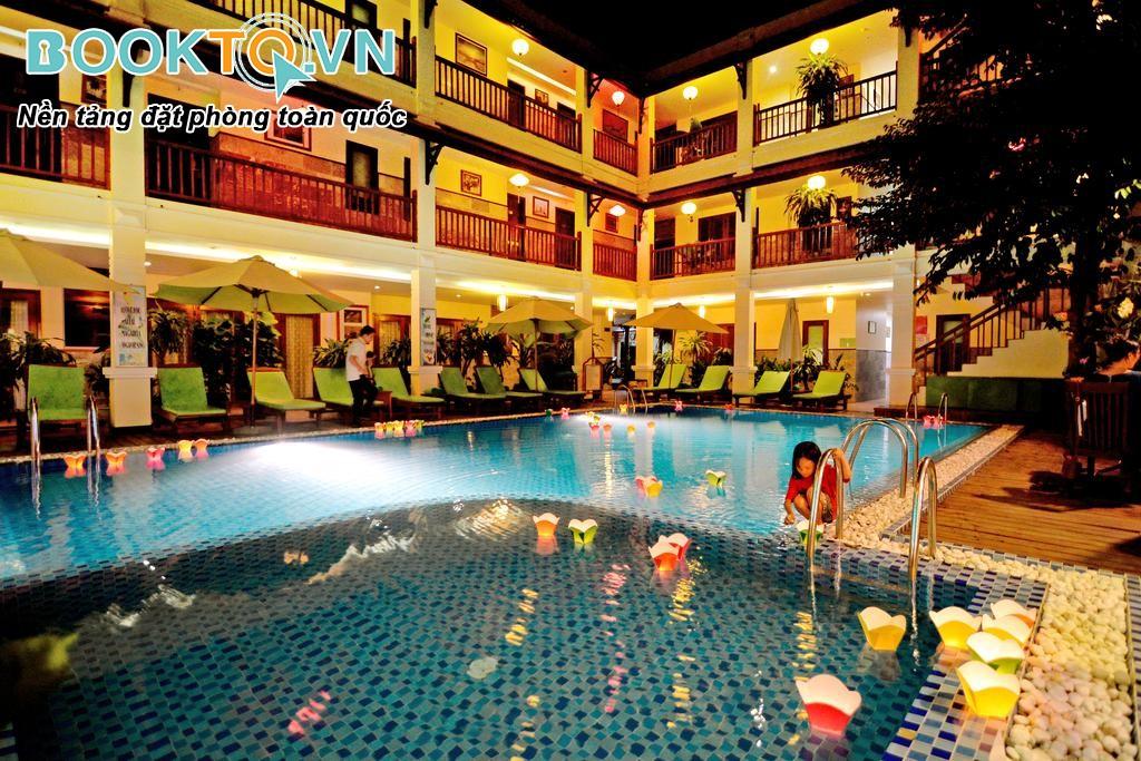 khách sạn đẹp ở hội an