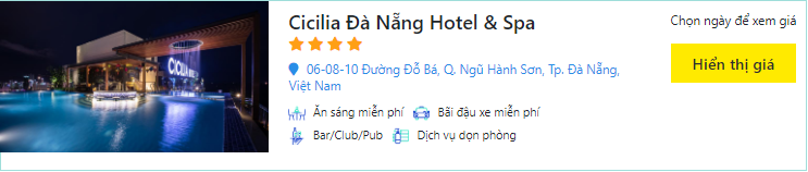 Cicilia Đà Nẵng Hotel & Spa