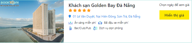 banner golden bay đà nẵng