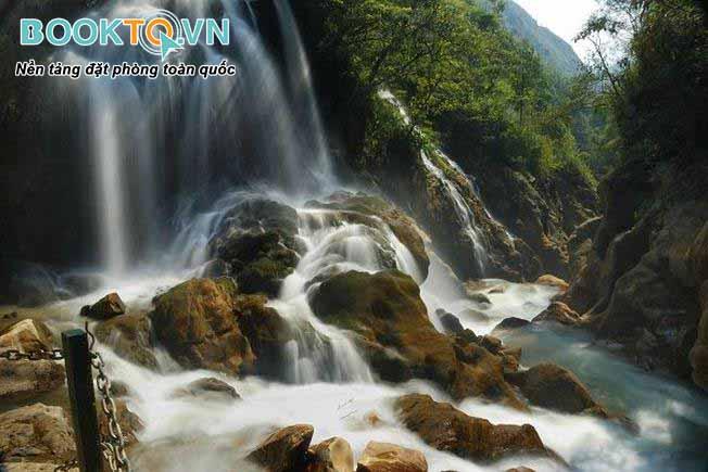 Địa điểm du lịch Sapa - Cốc San