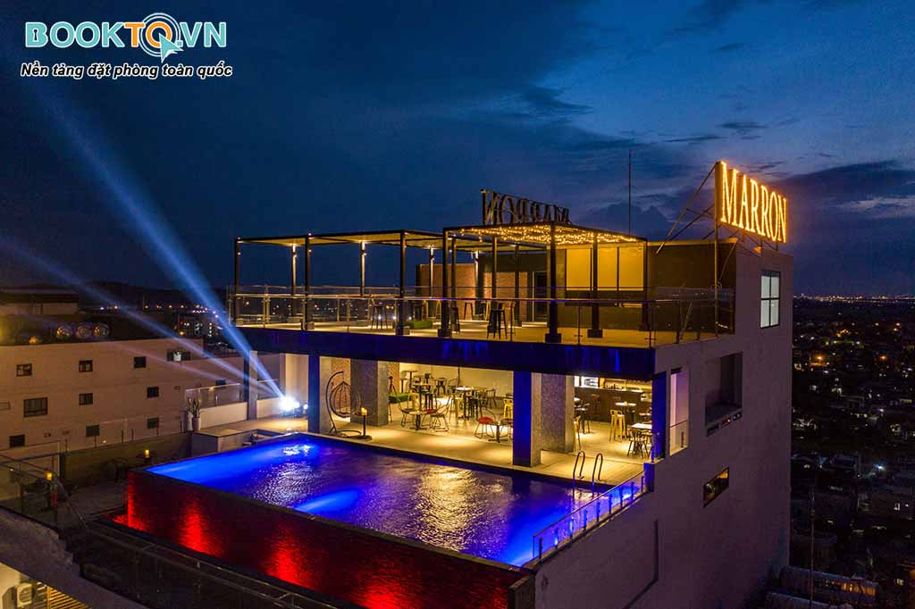 the marron hotel sầm sơn