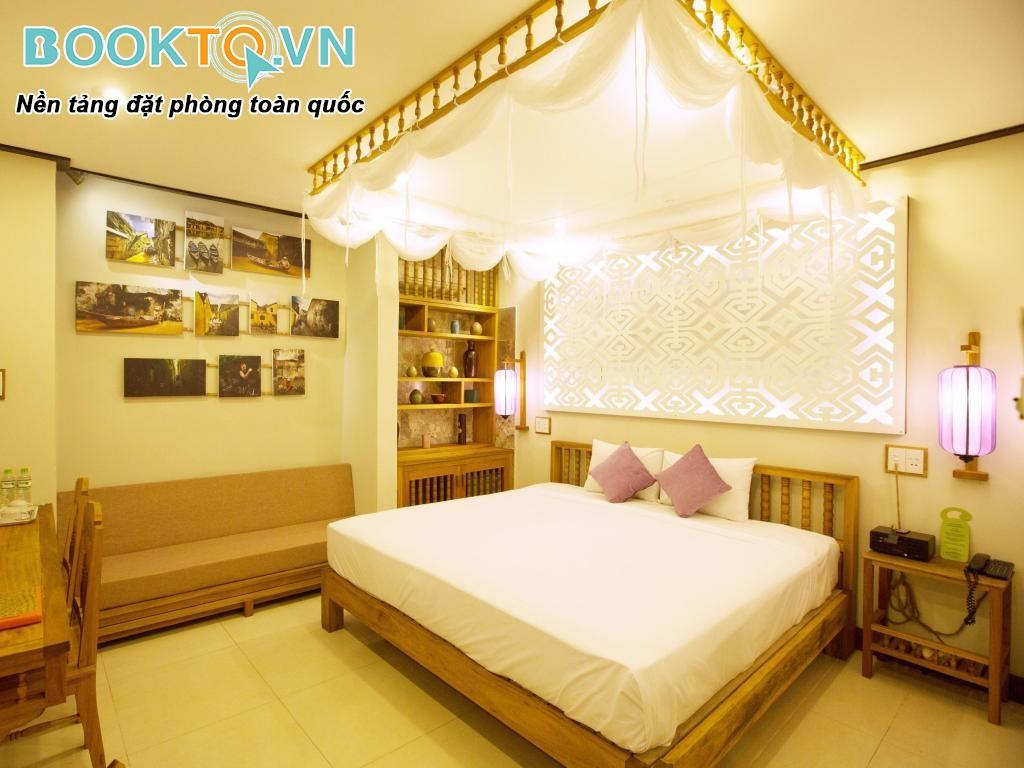 Vĩnh Hưng Library Hotel