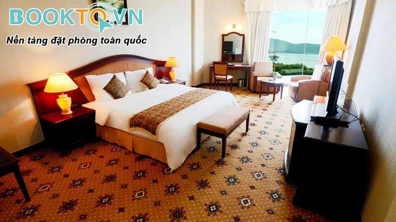Phòng nghỉ của saigon - quynhon hotel
