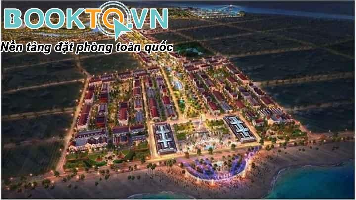 quy hoạch quảng trường biển sầm sơn